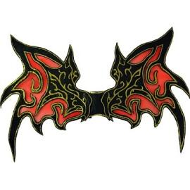 Крила на дявол