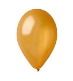 Балони металик  златни - 28см.