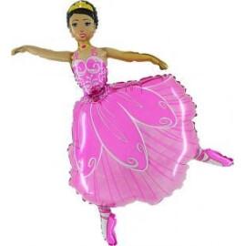 Фолиев балон Балерина