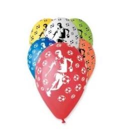 Балони с Футболисти