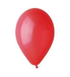 Балони пастел червени - 26см.