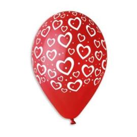 Балони със сърца