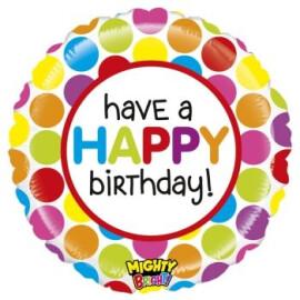 Балон Happy Sweet Birthday