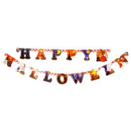 Гирлянд Happy Halloween