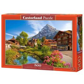 Пъзел Castorland - Швейцария