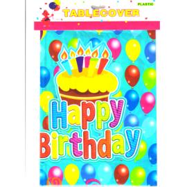 Парти покривка Happy Birthday