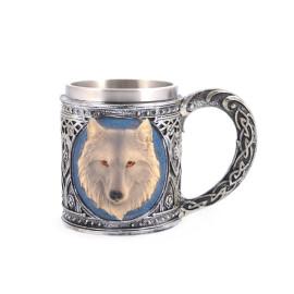 Чаша за бира Вълк