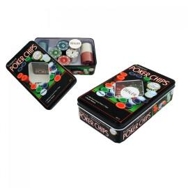 Покер - 100 чипа
