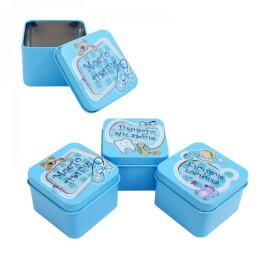 Комплект кутийки - Пъпче, зъбче и кичурче