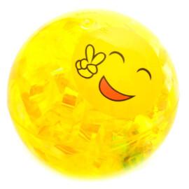 Светеща топка с емотикон