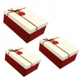 Подаръчна кутия правоъгълна