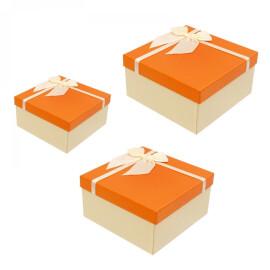 Луксозна подаръчна кутия квадрат