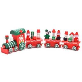 Коледен влак