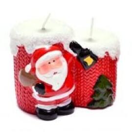 Свещ - Дядо Коледа
