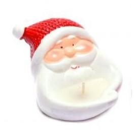 Декоративна свещ - Дядо Коледа