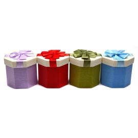 Подаръчна кутия - шестоъгълна
