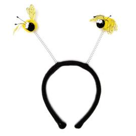 Диадема с пчелички