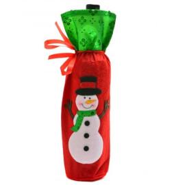 Коледна торбичка - Снежко