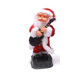 Музикален Дядо Коледа с китара