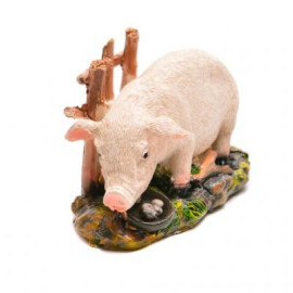 Декоративна фигурка - прасенце