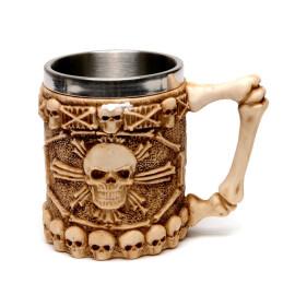 Чаша за бира - Кости