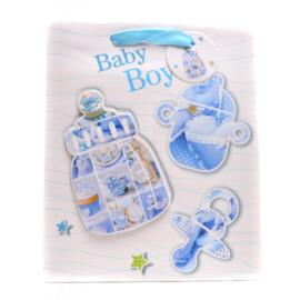 Подаръчна торбичка  Baby boy
