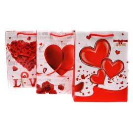 Подаръчна торбичка -  I love you