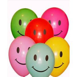 Парти балони усмивка асорти