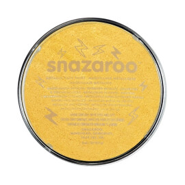 Златна боя за лице и тяло Snazaroo