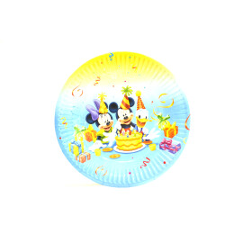 Парти чинии Мики Маус