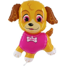 Фолиев балон куче  Пупи