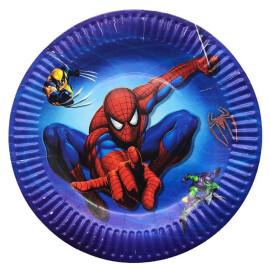 Парти чинии Спайдърмен