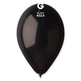 Балони 26 см. - черни  #014 - G90