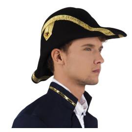 Шапка на Адмирал Бикорн