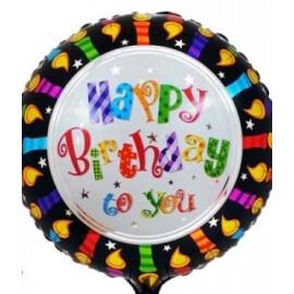 Балон фолио Happy Birthday to you