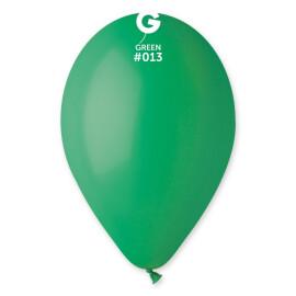 Балони 26 см. - зелени  #013 - G90