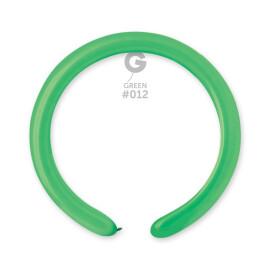 Моделиращи балони 5 см. - зелени #012 - D4