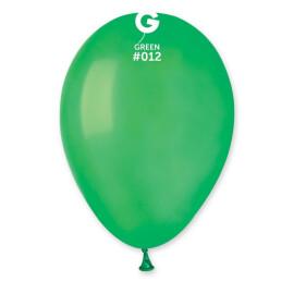 Балони 26 см. - зелени  #012 - G90