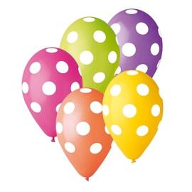 Парти балони на точки асорти