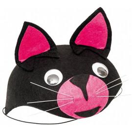 Карнавална шапка коте