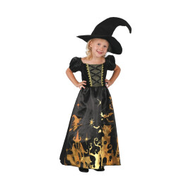 Карнавален костюм - Вещица