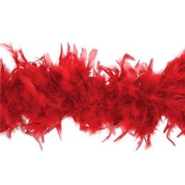 Боа - червена