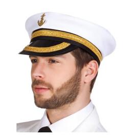 Шапка морски капитан