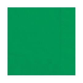Едноцветни салфетки - зелени