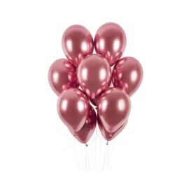 Балони хром - Shiny pink