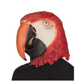 Маска на папагал