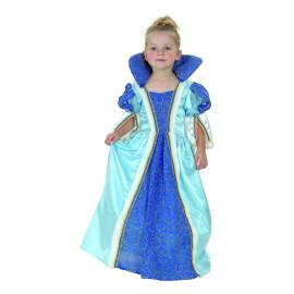 Карнавален костюм - Принцеса синя