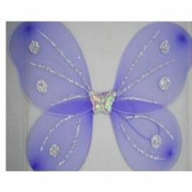 Пеперудени крила лилави