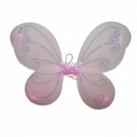 Пеперудени крила розови