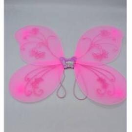 Пеперудени крила цикламени